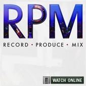 RPM (Record, Produce, Mix) ®