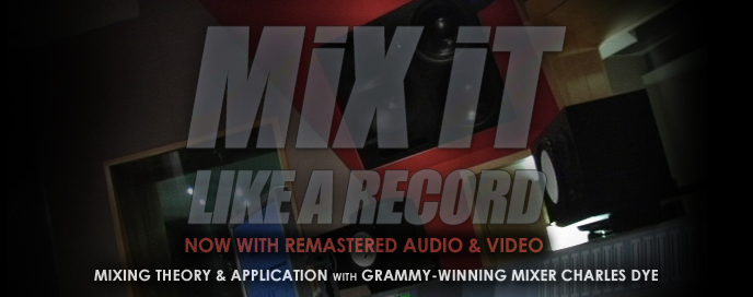 Mix It Like A Record Remastered
